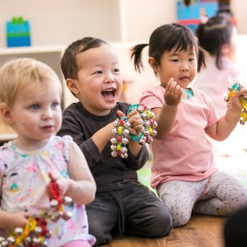 Kids enjoying at Endeavour Early Education - EEE