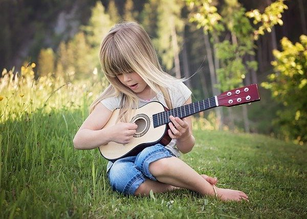 music therapy for child development
