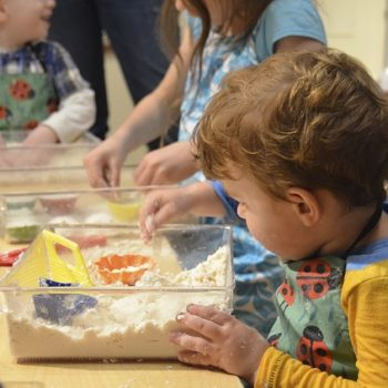 Benefits of Sensory Play for Babies